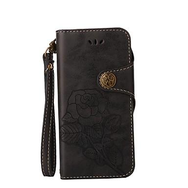 06283857 A Con Porta Apple Custodia di supporto carte 8 Per credito X 8 Con Plus chiusura iPhone iPhone iPhone portafoglio magnetica AqfqRg