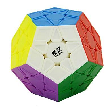 Zauberwürfel QIYI QIHENG S 156 Megaminx Glatte Geschwindigkeits-Würfel Magische Würfel Puzzle-Würfel Geburtstag Kindertag Geschenk