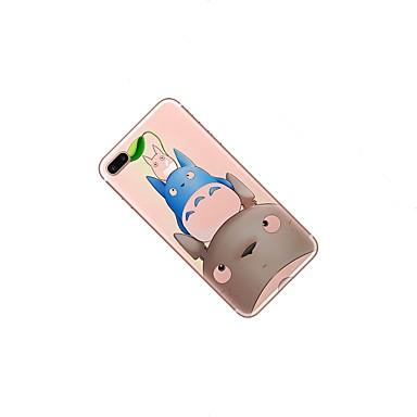 iPhone 8 X Fantasia TPU Plus Per iPhone retro Transparente 06317937 animati per Cartoni iPhone disegno 8 Custodia Per X iPhone Apple iPhone 8 Morbido wxxpUqfH