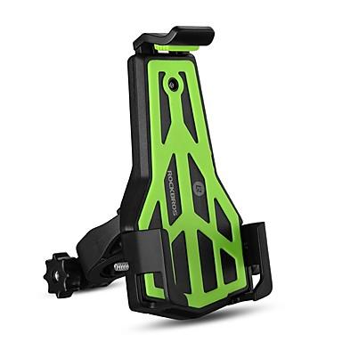 ROCKBROS حامل الجوال للدراجة الهاتف الجوال مكافحة هزة مستقر إلى دراجة الطريق دراجة جبلية للجنسين PVC iPhone X iPhone XS iPhone XR ركوب الدراجة أسود / أخضر أسود / أزرق أسود / أصفر