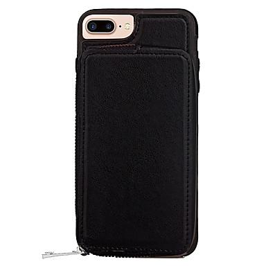 X iPhone A specchio retro 8 Porta Per sintetica X di iPhone A carte pelle credito Custodia Plus 06410908 iPhone iPhone Per Apple per 8 portafoglio unita 8 iPhone Resistente Tinta qZtfIYxOw