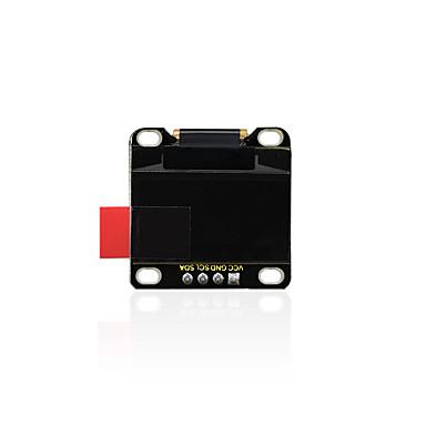 keyestudio 0.96 '' oled modul / 128x64 blå lcd led displaymodul / IIC serienummer for arduino