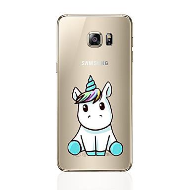 Coque Pour Samsung Galaxy S8 Plus S8 Motif Coque Bande dessinée Flexible TPU pour S8 Plus S8 S7 edge S7 S6 edge plus S6 edge S6
