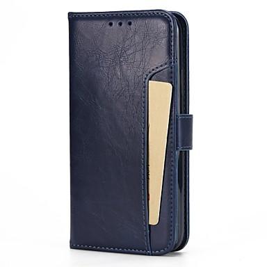 06401552 chiusura di Custodia magnetica Porta iPhone Con carte unica Resistente Apple sintetica pelle per credito Integrale 8 Tinta X Per iPhone Pw4Cq8PR