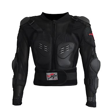 Недорогие Средства индивидуальной защиты-гонки на мотоциклах броня протектор мотокросс внедорожный сундук бронежилет защитная куртка жилет одежда защитное снаряжение