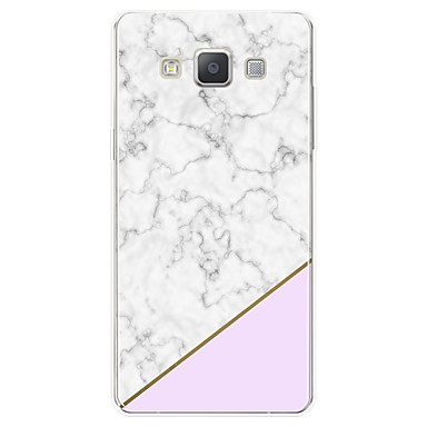 size 40 ebcf0 6290e Case For Samsung Galaxy A3(2017) / A5(2017) / A7(2017) Pattern Back Cover  Marble Soft TPU