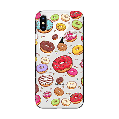 X iPhone 8 05576747 8 per X retro iPhone 8 Alimenti iPhone TPU Plus Fantasia Plus iPhone Per iPhone 7 Custodia Per disegno Morbido iPhone Apple RqxwIIUg