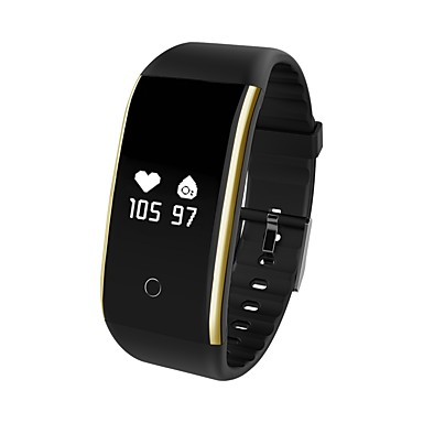 smart bracelet smartwatch yy v9 for android ios bluetooth blood