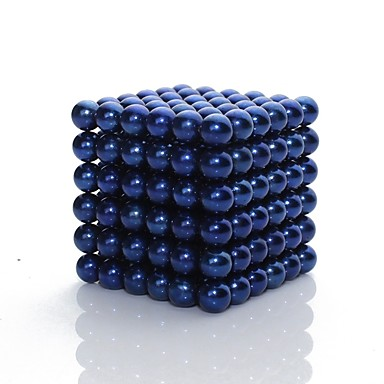 216 pcs 3mm Magnet Toy Magnetic Blocks Magnetic Balls Building Blocks Magnetic Cat Eye Sports Kid's / Adults' Boys' Girls' Toy Gift / Super Strong Rare-Earth Magnets / Neodymium Magnet