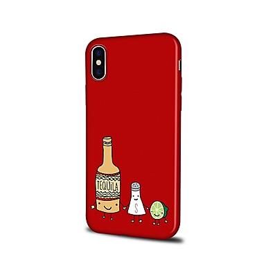 TPU iPhone 06446767 per iPhone Custodia Apple X 8 Plus retro Per disegno Morbido Per animati 8 iPhone iPhone X iPhone 8 Fantasia Plus Cartoni wg6F1g