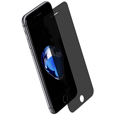 voordelige iPhone screenprotectors -asling screen protector apple voor iphone 7 plus gehard glas 1 stuk full body screen protector privacy anti spion 9h hardheid