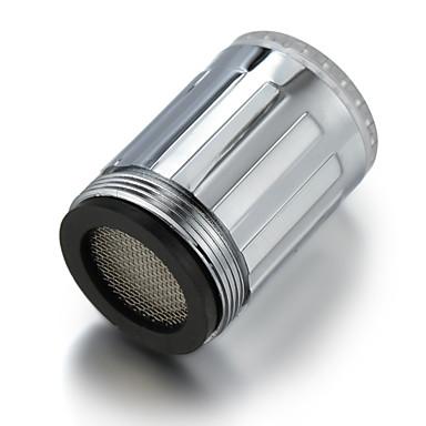 LED Musluk Işığı Su Sensör Plastik