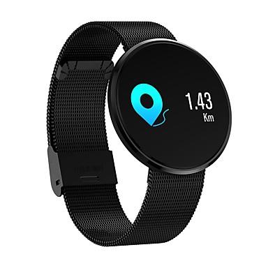 זול שעונים חכמים-שעון רב שימושי / חכמים שעונים YY- CF006H ל Android 4.4 / iOS כלוריות שנשרפו / מעקב אימון / מד צעדים / חיישן דופק / בקרת APP Tracker דופק / מד צעדים / מזכיר שיחות / מד פעילות / מעקב שינה / Alarm Clock