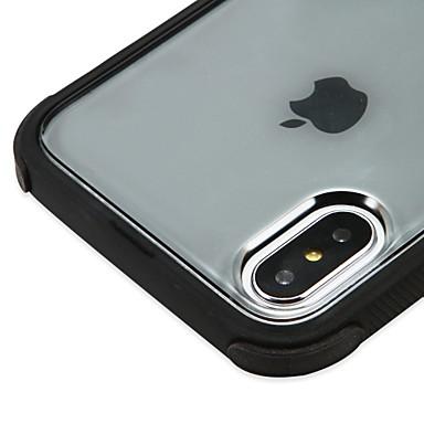 iPhone Traslucido Apple X iPhone Per X per Custodia Resistente retro 06479378 X Tinta Transparente iPhone Per unica PC SU4nx