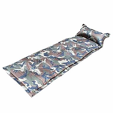 Felfújható matrac Önfelfújós matrac Hőszigetelés Párásodás gátló Vízálló Gyors szárítás Lélegzési képesség Téglalap alakú Poliészter taft