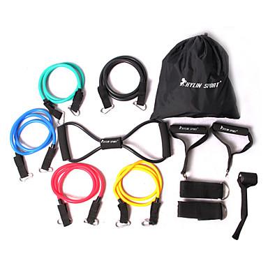 Fitnessband / fitness Set Training&Fitness / Gym Krachttraining Rubber-KYLINSPORT®