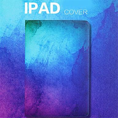 Coque Pour Apple iPad Air 2 / iPad mini 4 Portefeuille / Antichoc / Avec Support Coque Intégrale Bande dessinée Dur faux cuir pour iPad Pro 10.5 / iPad (2017) / iPad Pro 9.7 ''