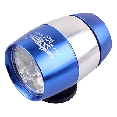 cheap Bike Lights-Laser Bike Light Headlamps Front Bike Light Safety Light Cycling Adjustable Focus Button Battery 18650 Battery Camping / Hiking / Caving Everyday Use Cycling / Bike - WEST BIKING® / IPX-4