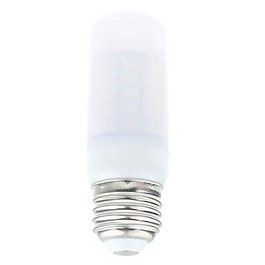 SENCART 1 buc 4 W Becuri LED Corn 800 lm E14 G9 B22 T 36 LED-uri de margele SMD 5730 Decorativ Alb Cald Alb 85-265 V 12 V