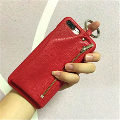 portafoglio X Porta pelle credito per unica Per 06584732 7 iPhone A Plus Resistente retro Apple carte iPhone sintetica Per Tinta Custodia di tfwU0q77