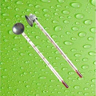 수족관 수족관 장식 Waterproof 빨판 방수 휴대용 쉬운 설치 0W 0V유리