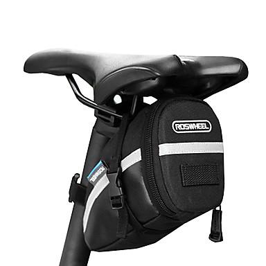 ROSWHEEL 자전거 가방 자전거 트렁크 백 착용 가능한 싸이클 가방 폴리 에스터 싸이클 백 사이클링 / 자전거