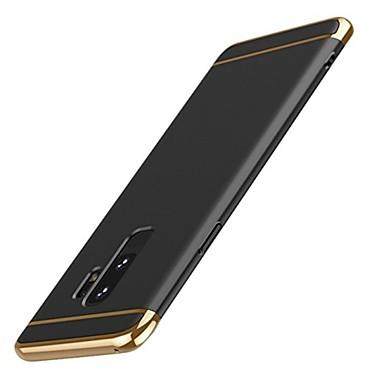 voordelige Galaxy S-serie hoesjes / covers-hoesje Voor Samsung Galaxy S9 / S9 Plus / S8 Plus Ultradun Achterkant Effen Hard PC