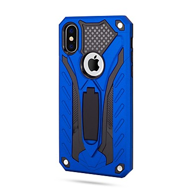 Armatura Resistente agli supporto urti 8 retro Per X Resistente Con Plus iPhone Apple iPhone Silicone Per X 06644079 iPhone Custodia 8 per iPhone xgw06Onv