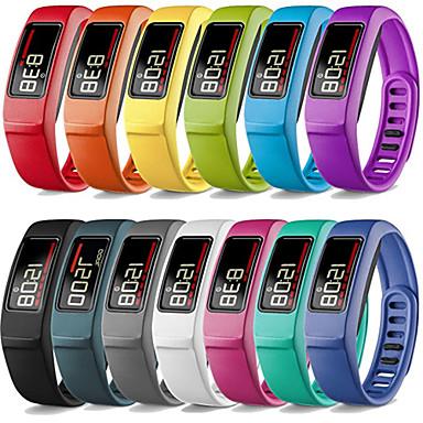 cheap Watch Bands for Garmin-Watch Band for Garmin Vivofit 2 Sport Silicone Wrist Strap