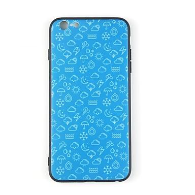 Geometrica disegno Plus Per retro Resistente Effetto 06680601 urti Custodia agli Apple Resistente 8 Per iPhone ghiaccio X Fantasia iPhone adnSqpwO