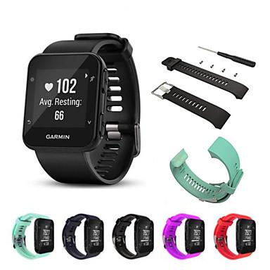 Watch Band for Forerunner 35 Samsung Galaxy / Garmin Sport Band Silicone Wrist Strap