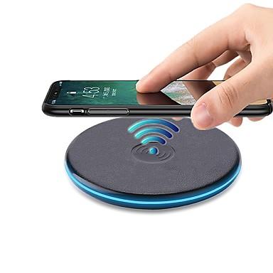 preiswerte Elektrische Ausrüstung-Cwxuan Kabelloses Ladegerät USB-Ladegerät USB Kabelloses Ladegerät / Qi 1 A DC 5V für iPhone X / iPhone 8 Plus / iPhone 8