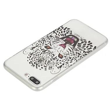 iPhone Animali per Per iPhone Plus 8 Plus iPhone Morbido TPU 06715266 X 8 disegno 8 retro Apple iPhone X Per Fantasia iPhone Custodia q6PRxR