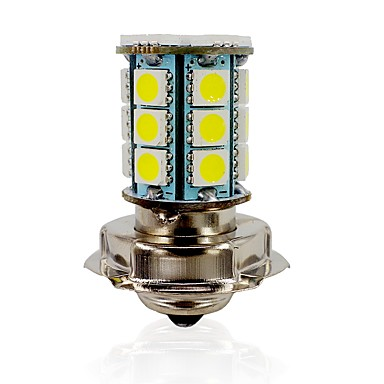 2pcs Motercykel Elpærer 2 W SMD 5050 200 lm 24 LED Blinklys / Hovedlygte / Motercykel