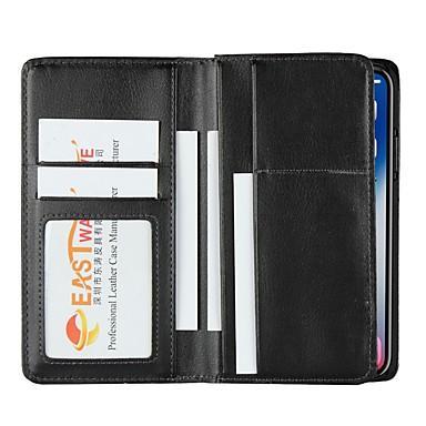 unita portafoglio iPhone Porta pelle di iPhone X A carte Per Apple Integrale Resistente Con Custodia Tinta 06686431 supporto 8 credito pwxSqEFaEn