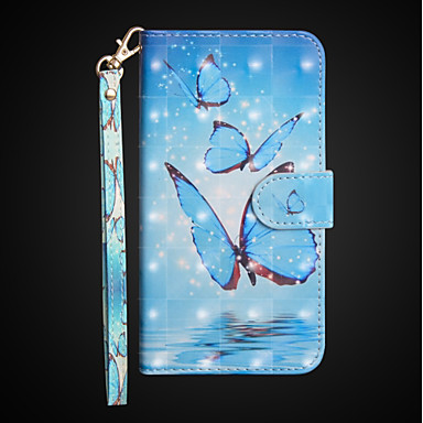 A 06715237 Farfalla pelle Resistente Apple Custodia X Per agli 8 Integrale iPhone urti portafoglio supporto iPhone Plus Resistente Con 4q1ZqUxw
