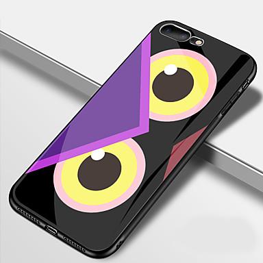 retro iPhone A 8 Cartoni iPhone 8 X Per Plus 8 disegno Per iPhone Resistente X Plus 06749880 temperato specchio Apple iPhone Custodia animati TPU iPhone Fantasia per Vetro AfqIgw7g