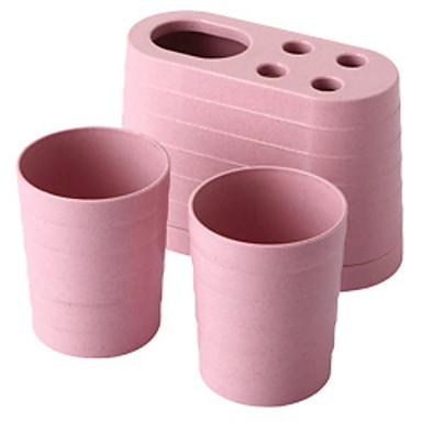 Set di accessori per il bagno nuovo design romantico moderno 3 pezzi bagno singolo del for Accessori per bagno moderno