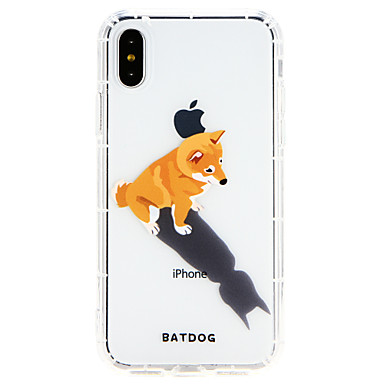 8 Plus 8 iPhone retro Per Apple Con sottile iPhone TPU Morbido per cagnolino 06760956 X Per iPhone iPhone iPhone Custodia 8 X Ultra SX1q4cwHqT