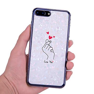 Plus Morbido Custodia disegno TPU iPhone iPhone 06764470 8 cuori X X Cartoni Con per Per retro animati Plus 8 iPhone 8 Apple Per iPhone Fantasia iPhone 8raZYnUwr