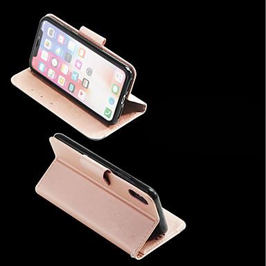 supporto unita di carte iPhone 8 Plus Resistente Custodia 8 Apple credito 06761099 portafoglio 8 pelle iPhone X X Con Porta per Integrale A iPhone sintetica Tinta Per iPhone iPhone Plus Tv4nPq4w6