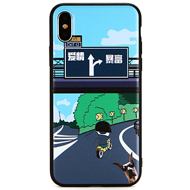 retro iPhone Ultra iPhone Plus iPhone iPhone X Custodia Per 06756708 Morbido X 8 iPhone sottile Frasi TPU Per 8 animati Apple 8 famose Cartoni per wBHzqxq1Y