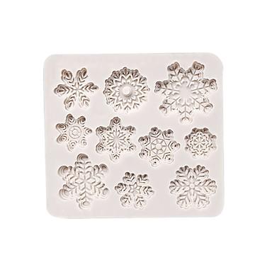 1PC سيليكون متعددة الوظائف جميل خلاق كعكة لكعكة حفلة مستطيل حلوى ديكور أدوات خبز