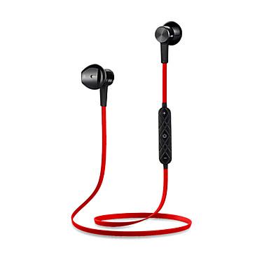 JTX ST-I8M في الاذن لاسلكي Headphones سماعة Aluminum Alloy الرياضة واللياقة البدنية سماعة مع ميكريفون / مع التحكم في مستوى الصوت / مغناطيس الجذب سماعة