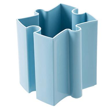 بلاستيك مستطيل جميل الصفحة الرئيسية منظمة, 1PC تخزين الماكياج