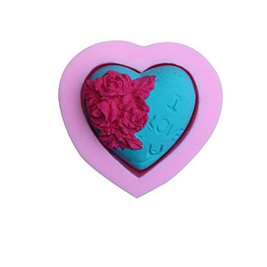 1PC سيليكون المطبخ الإبداعية أداة الشوكولاتي لكاندي أدوات حلوى أدوات خبز