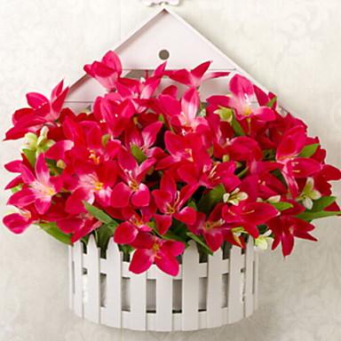 زهور اصطناعية 3 فرع كلاسيكي الحديث المعاصر أسلوب بسيط الزهور الخالدة أزهار الحائط