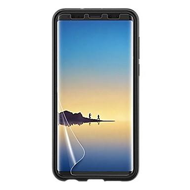 Samsung GalaxyScreen ProtectorNote 8 (HD) دقة عالية حامي شاشة أمامي 1 قطعة PET
