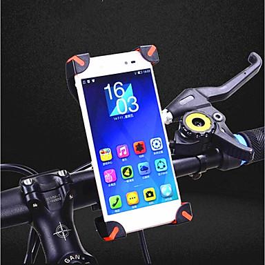 دراجة نارية / الدراجة جبل حامل حامل دوران360ْ نوع الإبزيم / قابل للتعديل / 360 درجة دوران بولي كربونات / معدن / ABS حائز