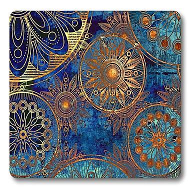 لوحة الماوس الأساسية 22 سم المطاط الماوس